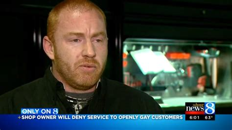 Michigan business owner refuses to serve gay people ...