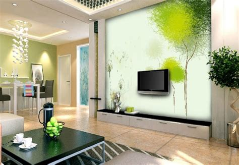 Deko Wohnzimmer Grün wohnzimmer deko gr 252 n