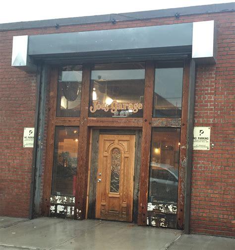 Astoria Garage by Bar Door Wooden Brown Gate Or Door In Saloon Bar Or Pub