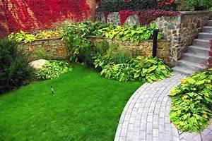 Allee De Jardin Facile : d co d 39 une all e de jardin 42 id es nos conseils pour embellir son jardin ~ Melissatoandfro.com Idées de Décoration