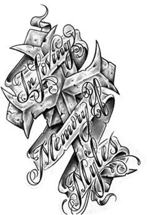 cross tattoo
