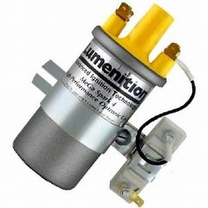 Lumenition Megaspark 4 Ignition Coil With Ballast Resistor Optronic Ms4