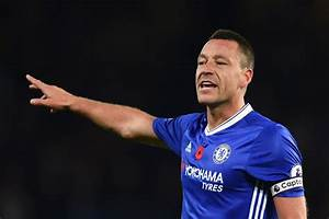 John Terry: Chelsea captain ruled out of Tottenham Hotspur ...  Terry