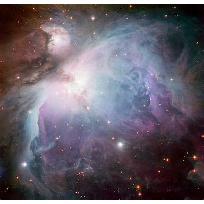 The Orion NebulaEarth Blog