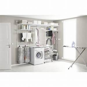 Ausziehbare Körbe Kleiderschrank : so sch n kann hausarbeit sein garage optimal einrichten ~ Markanthonyermac.com Haus und Dekorationen