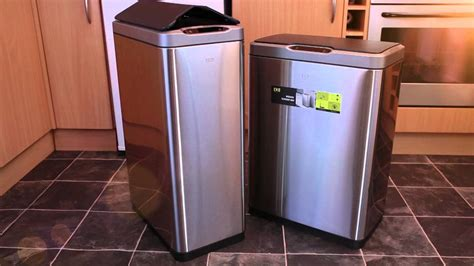 eko premium kitchen bins youtube