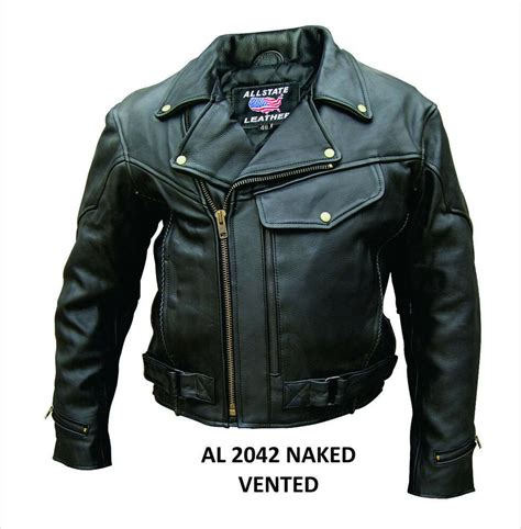 Cowhide Motorcycle Jacket by S Classic Drum Dyed Cowhide Leather Motorcycle