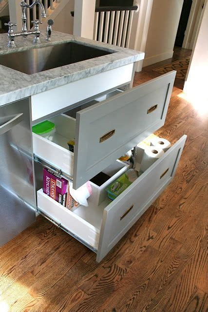 kitchen sink drawer drawers the kitchen sink because its to reach 2688