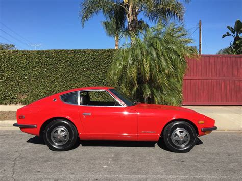 Datsun 240z For Sale In California by 1972 Datsun 240z Excellent Condition For Sale In Los