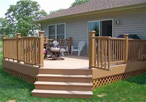 remove mold mildew  trex decking hunker