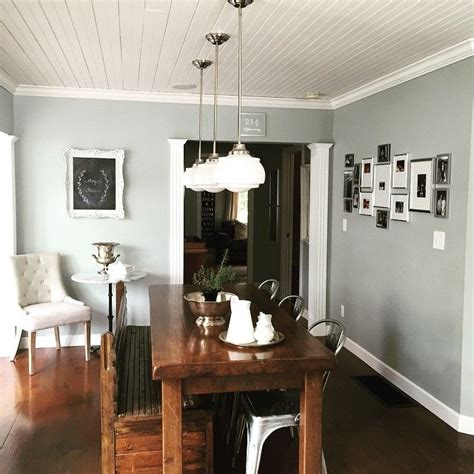 wall color is rhino by behr beautiful homes in 2019