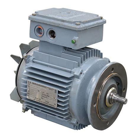 Sew Electric Motors by 2 Hp 1720rpm 230 460 Vac 3ph Sew Motor 3 Phase Motors
