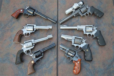 Double-Action vs. Single-Action Revolvers, Which One is ...