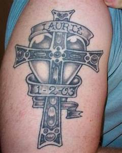Cross Tattoo Designs For Men - Tattoos Art
