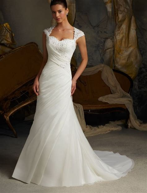 www wedding dresses collection of mermaid wedding dresses with cap sleeves cherry