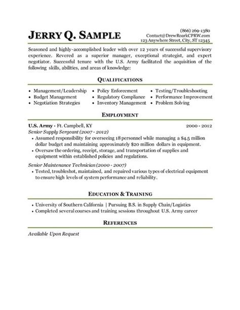 Resume Preparation Sle by 8 Best Best It Director Resume Templates Sles Images