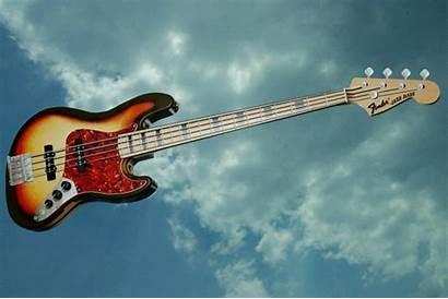 Bass Jazz Fender Guitar Mustang Experiencia Mi