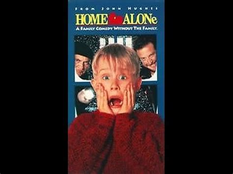 Opening To Home Alone 1997 Vhs Youtube
