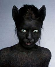 Scary Cat Makeup
