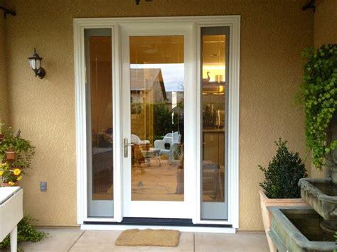 milgard ultra door with operable sidelights yelp