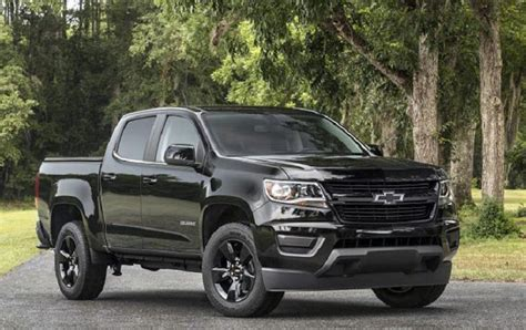 2019 Chevrolet Colorado Models Used Mpg