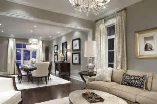 grey walls furniture wood floors lots of light