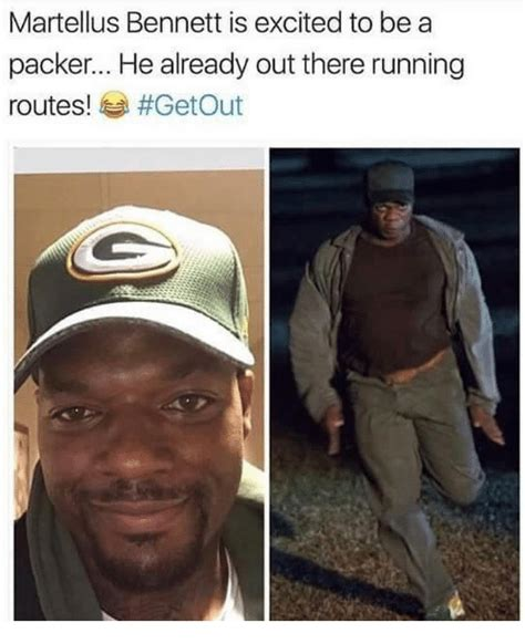 Get Out Memes - 25 best memes about packers packers memes