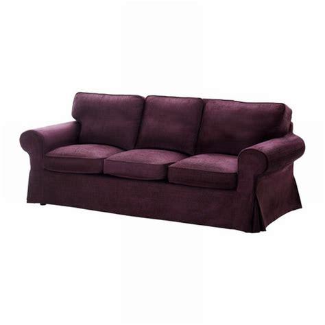 sofa cover ikea ikea ektorp 3 seat sofa cover slipcover tullinge lilac