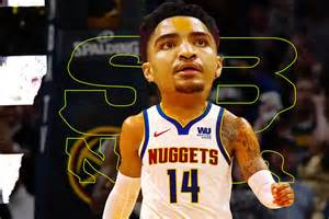 (countable) a small, compact chunk or clump. The Denver Nuggets have NBA's most disappointing player in ...