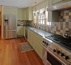 galley kitchen remodel manlius ny With one wall galley kitchen design