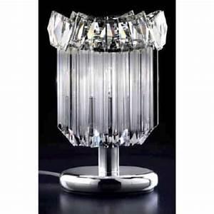 Table De Chevet Transparente : les luminaires meubles sur mesure hifigeny ~ Melissatoandfro.com Idées de Décoration