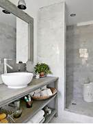Bathroom Design Grey And White The Simple And Natural Decorating Ideas Grey And White Bathroom Decor