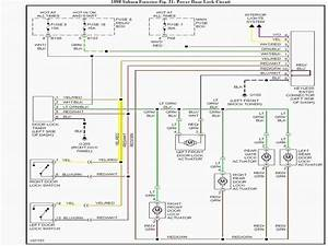 1999 Subaru Forester Stereo Wiring Diagram