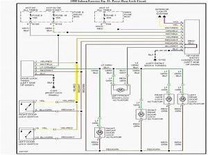 2003 Subaru Forester Radio Wiring Diagram 26925 Archivolepe Es