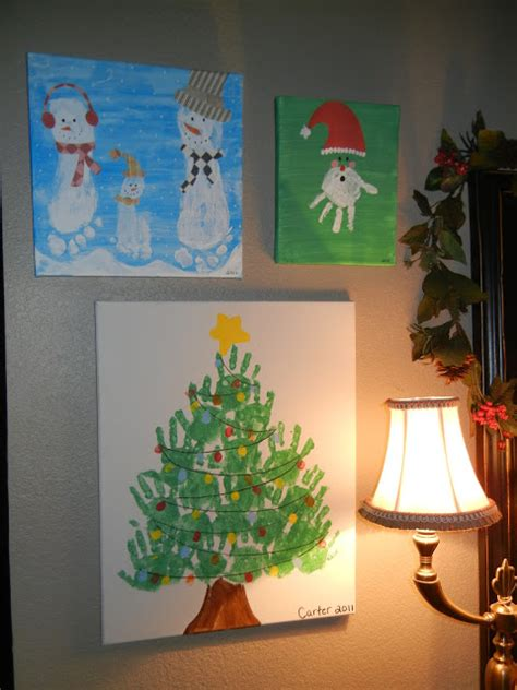 fun christmas tree crafts  kids  girl