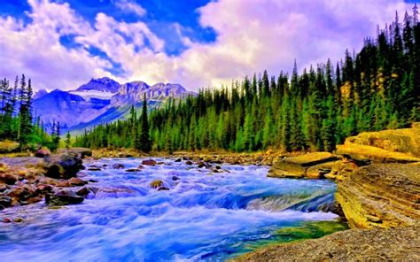 hd mountain creek wallpaper