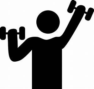 Clip art fitness clipart - Clipartix