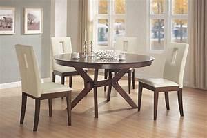 80 idees pour bien choisir la table a manger design With salle À manger contemporaineavec table a manger ronde design