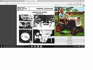 Bolens 1220 Tractor Service Parts N Owners Manual Library