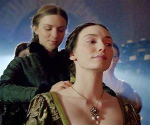 The White Queen - Anne and Isabel Neville | The White ...