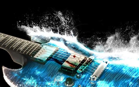 Cool Guitar Backgrounds (58+ Images
