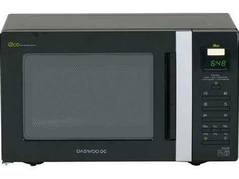 Daewoo Kor6a0r Microwave Review