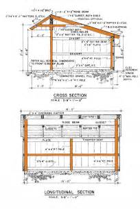 Barn Shed Plans 8x10 by 13 215 16 Loafing Shed Plans Build Your Own Run In Shed
