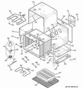 Ge Jtp48bf3bb Oven Temperature Sensor-probe