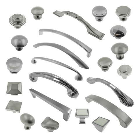 kitchen cabinets knobs or pulls brushed satin nickel knobs pulls kitchen cabinet handles