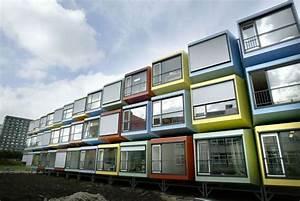 Container Studenten Berlin : 17 beste afbeeldingen over containerwoningen op pinterest container architecture house en ontwerp ~ Markanthonyermac.com Haus und Dekorationen