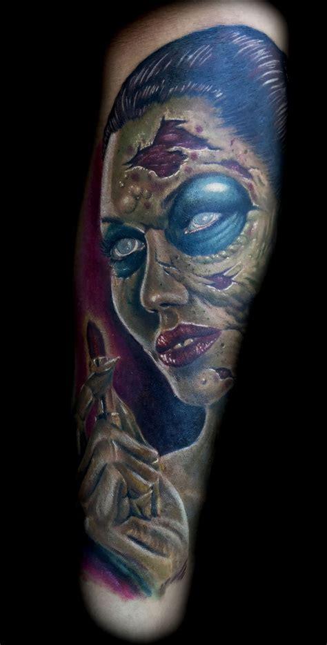 latest zombie tattoos find zombie tattoos