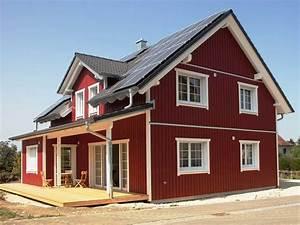 Hausbaufirmen Rheinland Pfalz : schwedenhaus 160 holzbau kielwein ~ Markanthonyermac.com Haus und Dekorationen