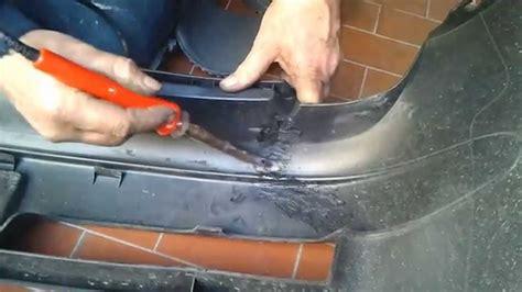 3 si es auto l arri e riparazione paraurti