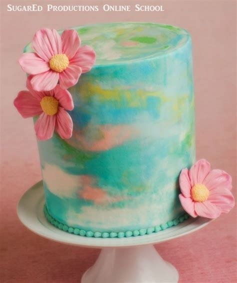 water color cake 1000 images about chocolate flowers on mango